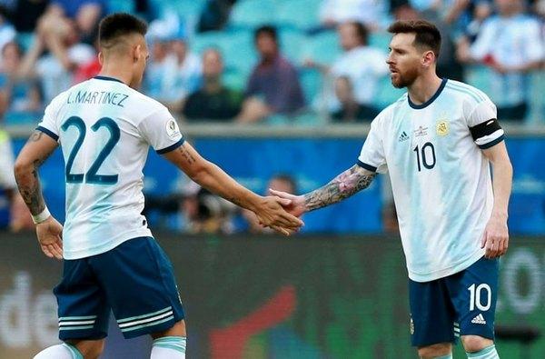 Barcelona: Lautaro Martinez este partenerul perfect pentru Messi