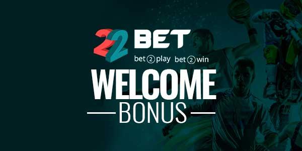 Promoții și bonusuri la 22Bet